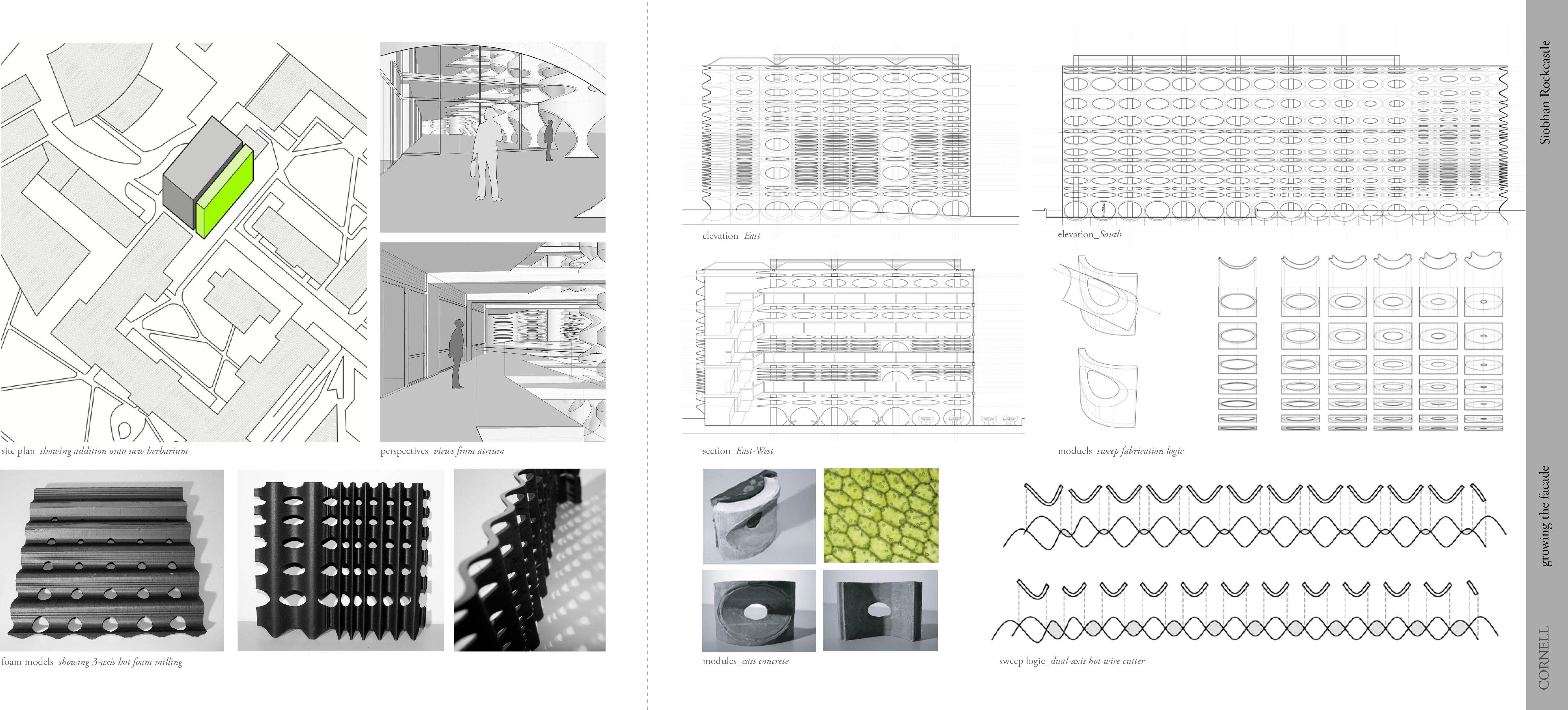 Growing The Facade Siobhan Rockcastle Hot Wire Foam Cutter Design Diagram